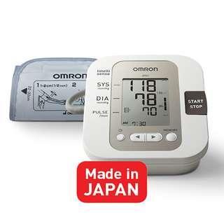 Omron BP Set JPN1, Made in Japan.