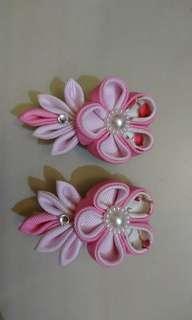 Preloved customised hair clip