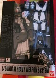 高達Gundam Heavy Weapon System