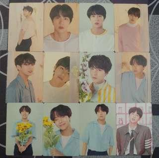 [WTT/WTS] BTS Love Yourself Tour Mini Photocards