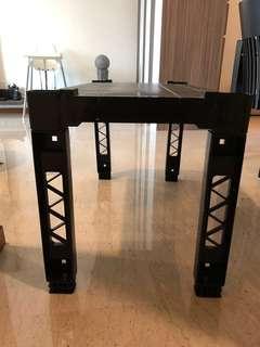 1 level shelving/table