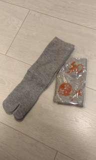 [New] 日本和服分趾襪2對