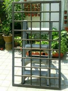[1 PC ONLY] Recycled Window Grill For Sale