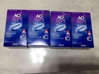 AO Sept Plus travel pack 90 ml