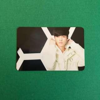 EXO Coming Over Lay (Yixing) official photocard