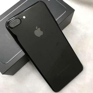 iphone7 Plus 128G 亮麗黑