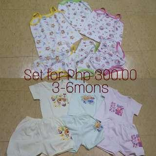 Pre loved baby girl clothes (bundle 2)
