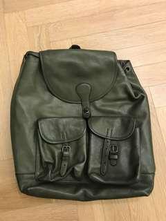 Coach bagpack