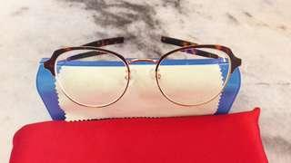 Korea Made Gold Plated Spectacles