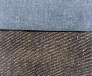 日本進口牛仔布【兩種顏色】
