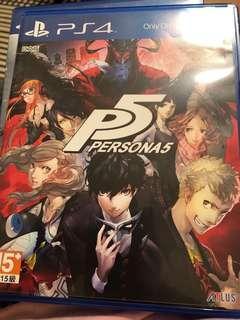 Persona 5 (Japanese Version)
