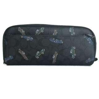 Coach Travel Kit Leather