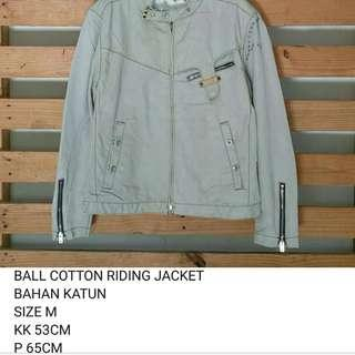 Jaket motor ball not kushitani nankai simpson yellowcorn