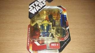 Star Wars Saga Legends 2007 R2-B1