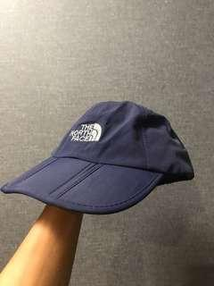 The north face replicate foldable cap