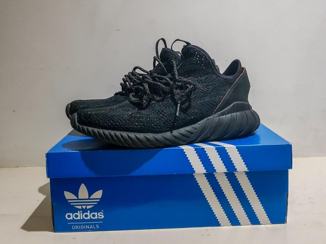 sports shoes 5b3e0 2f754 Adidas Tubular Doom Sock Primeknit OG Bred Colorway (Yeezy ...