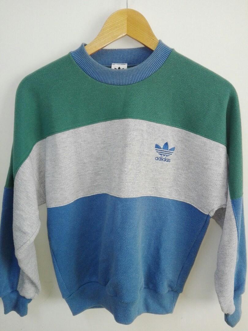sweatshirt adidas vintage