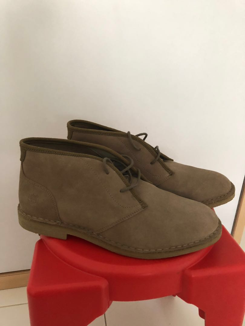Authentic BN Timberland Suede Leather Shoe Boots ca4f0bd5e