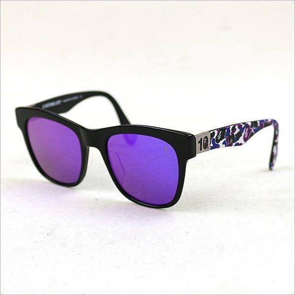 af29a73b6c Bape Hong Kong Limited Edition 10th Anniversary Sunglasses