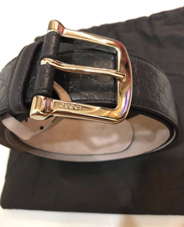 406685179eb3 BN Gucci Belt For Ladies, Luxury, Accessories, Belts on Carousell