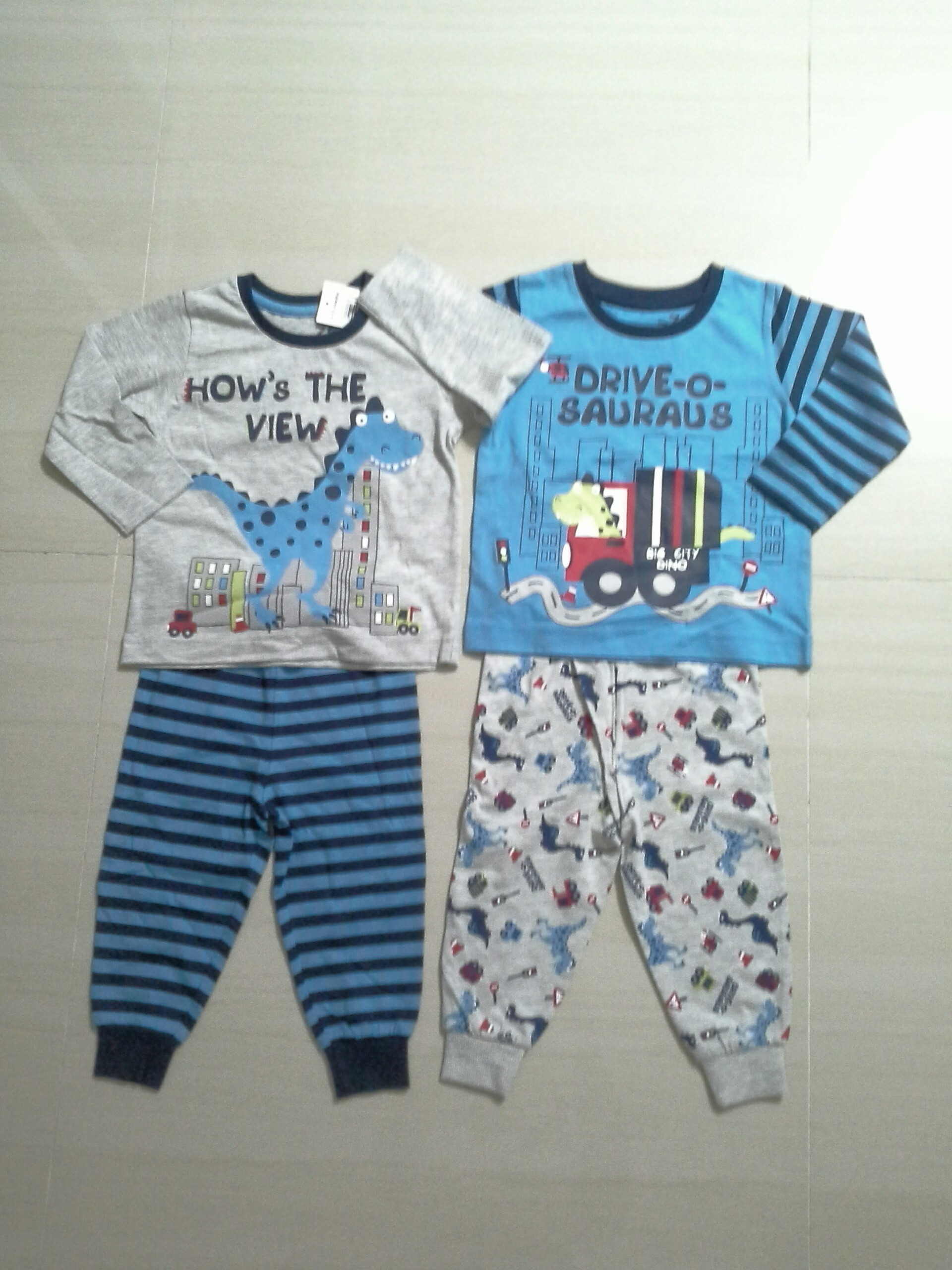 c6d06177fa27 Brand NEW Boys Mix   Match Pajamas ( Pack Of 2 Sets )