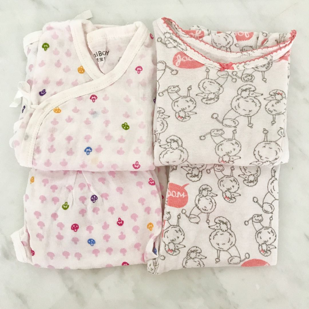 Girls' Clothing (newborn-5t) Bnwt High Quality One-pieces ** Little Bubba** Baby Girls Toddler Romper Size 1-2