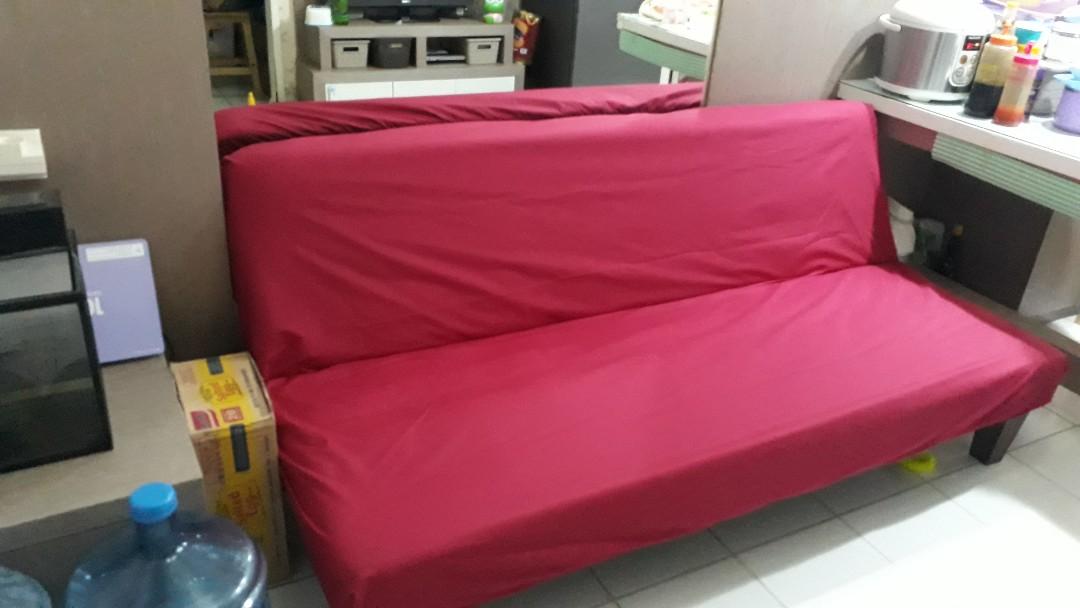 Cover Sofabed Informa Merk Gwinston Waterproof Bahan Bagus Home