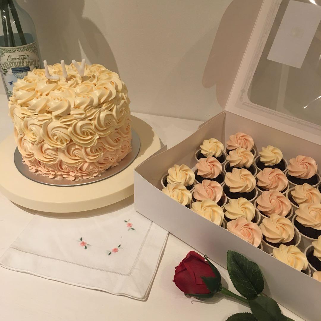 Custom Cakes! Mini Cupcakes!