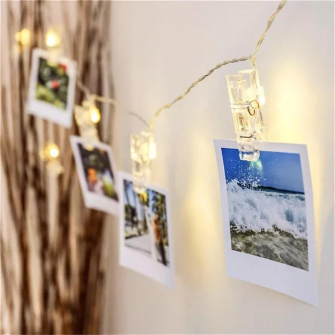 Fairy Lights - Photo clip LED Deco Party Lights