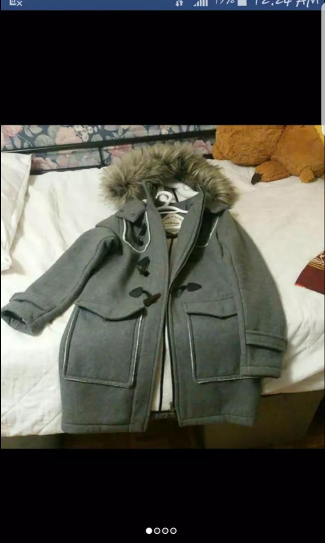 Garage coat XS TO SMALL