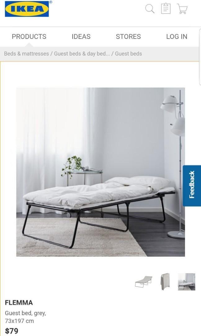 Ikea Flemma Guest Bed Original Price