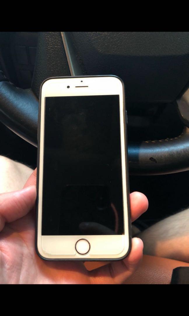 iPhone 6s 64GB 9成新 mon同機身無花