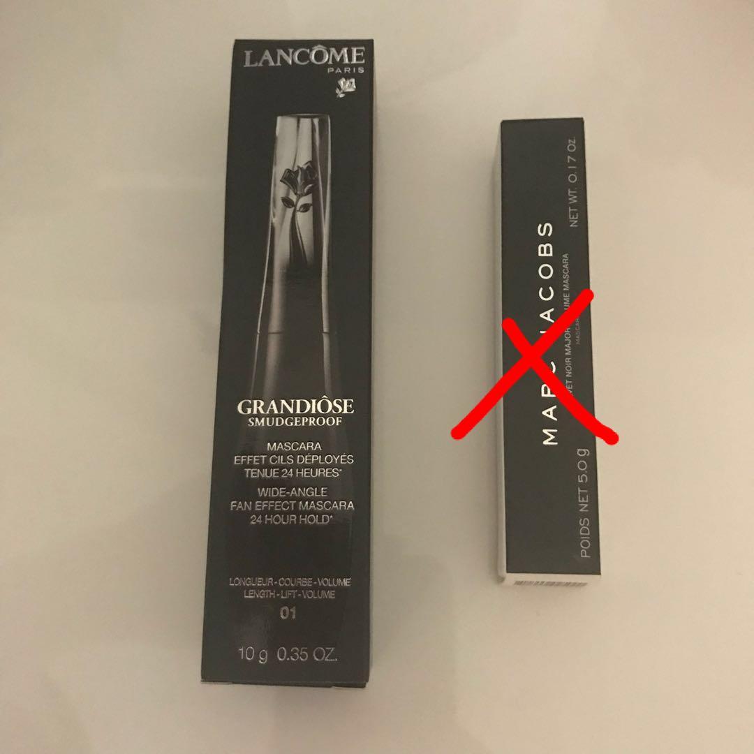 db8be5b0b1c Lancome Grandiose Mascara exp 09/2020, Health & Beauty, Makeup on ...