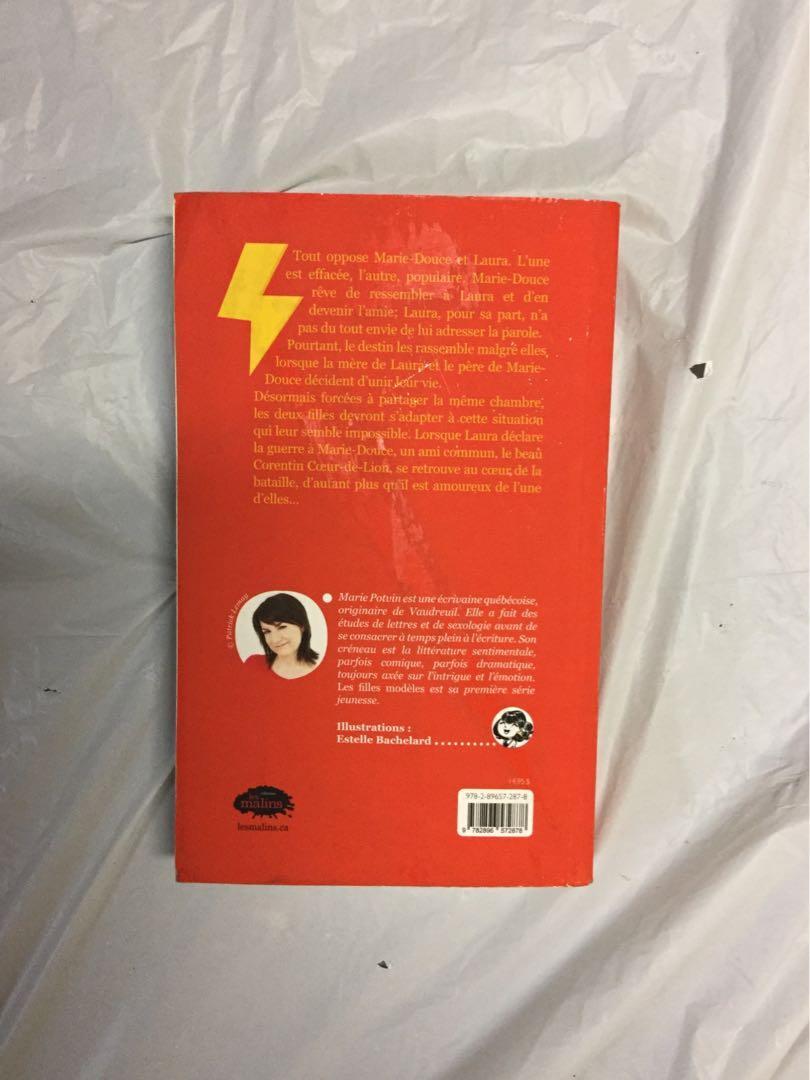 Les filles modèles - Guerre froide (French Junior Novel)
