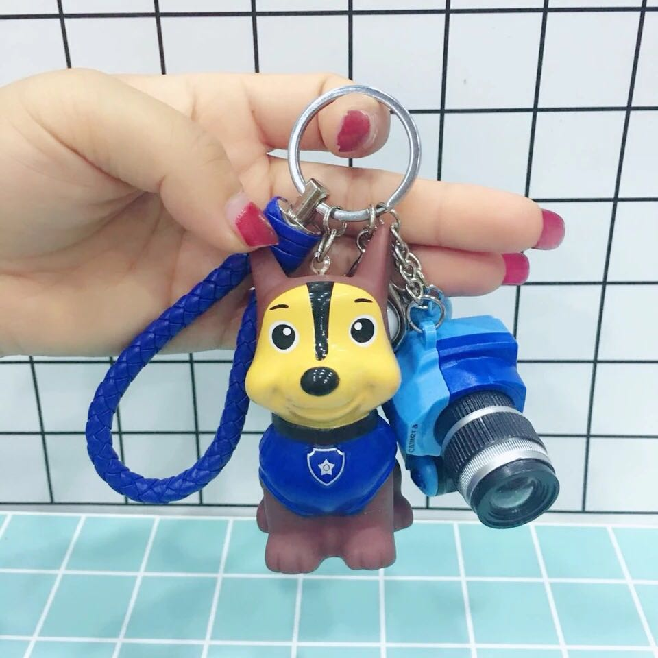 Little Paw Patrol Key Chain Dsw211 Design As Attach Photo