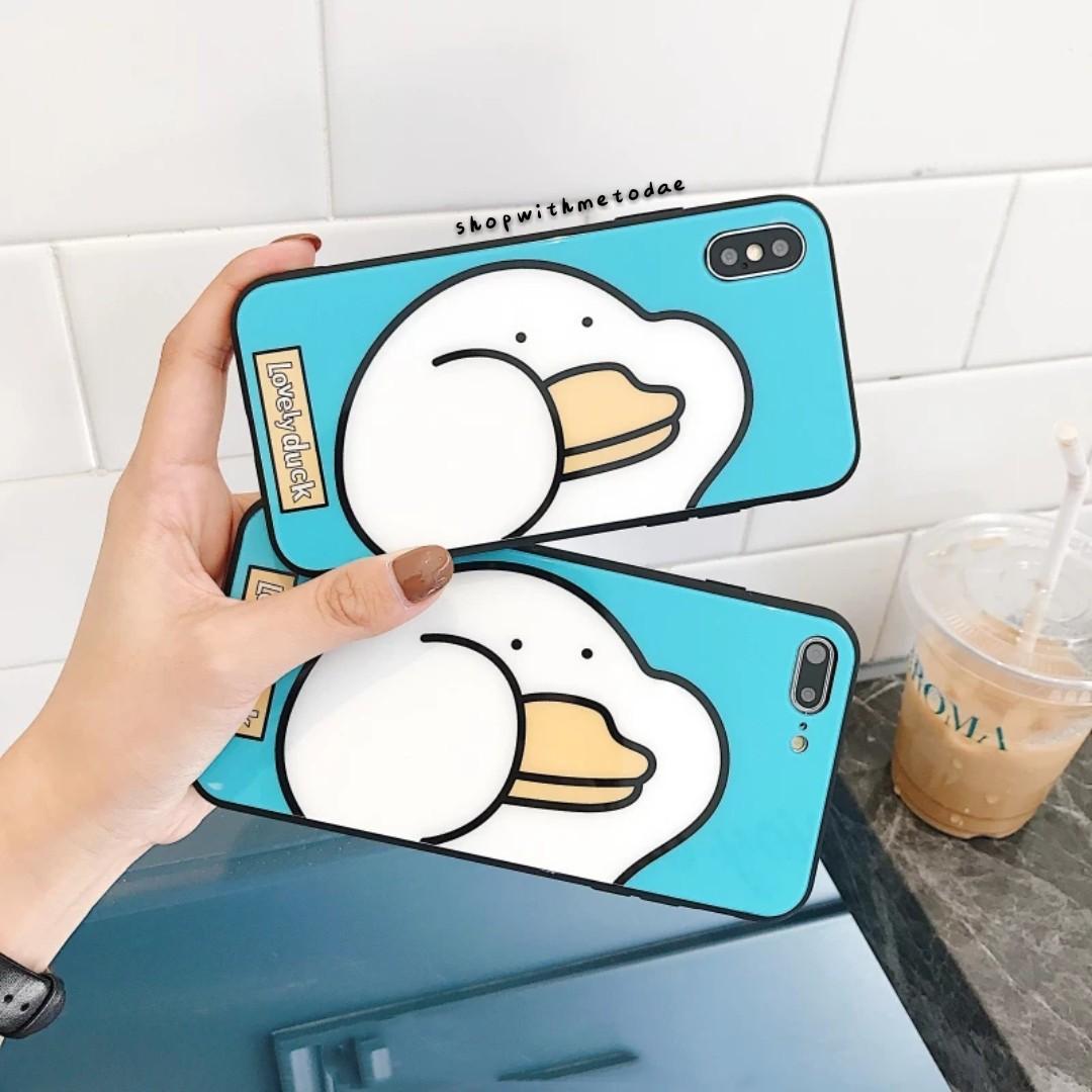 Duck Glass Huawei P20 Pro / Vivo x21 / Oppo R17 casing