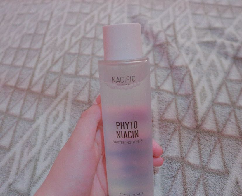 Nacific Phyto Niacin Whitening Toner, Health & Beauty, Skin, Bath, & Body on Carousell