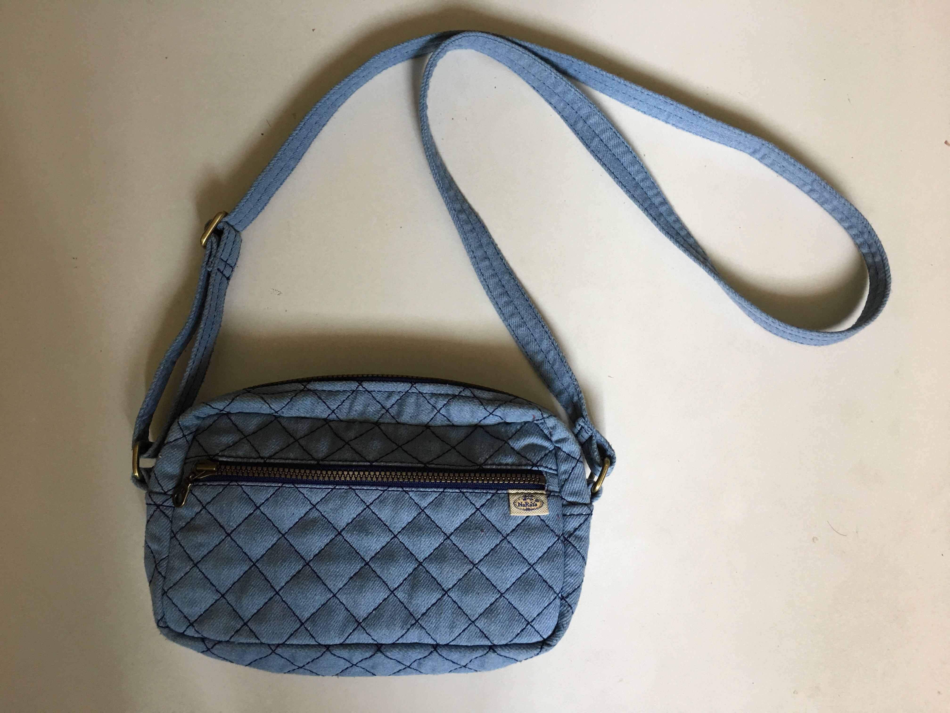 Naraya sling bag denim material a9d3110d4e73c