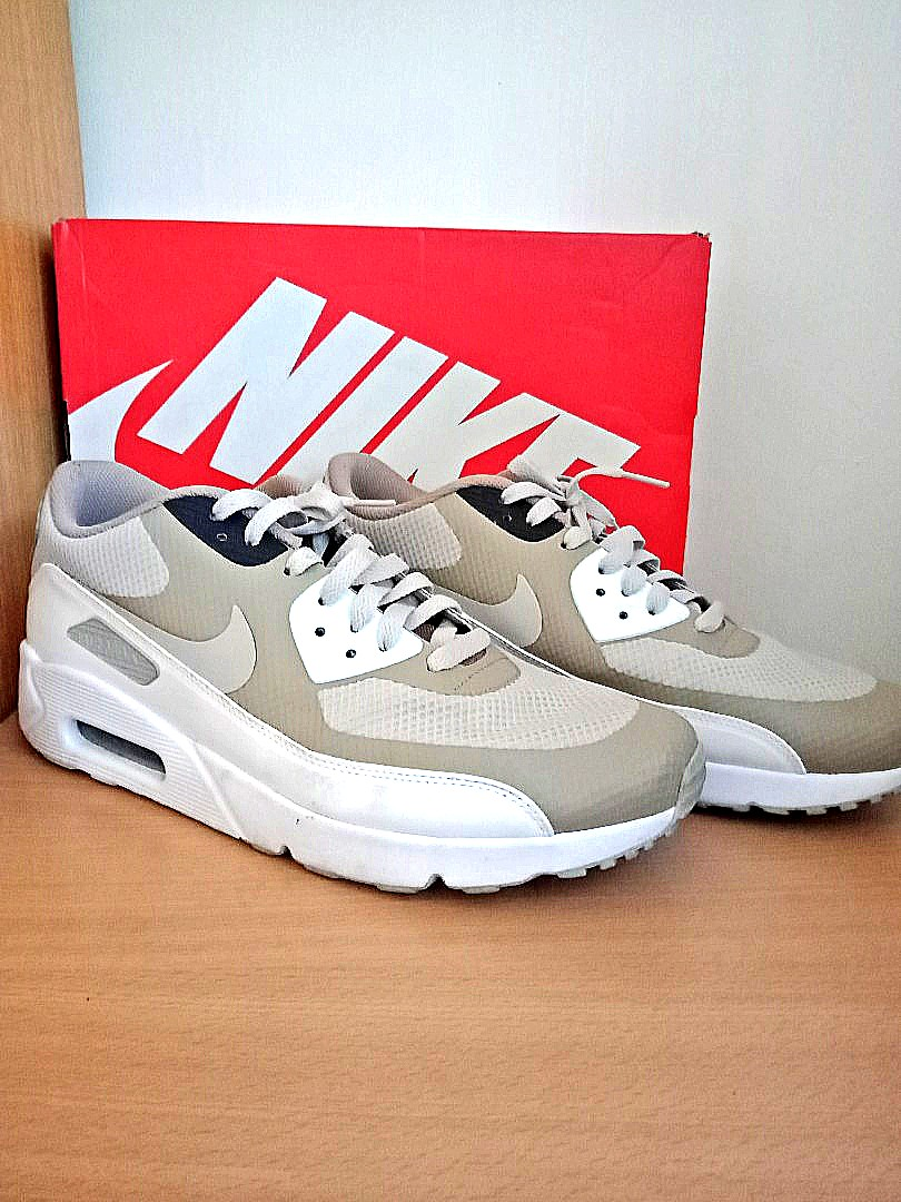 new arrival e3faa cf5b5 Nike Air Max 90 ultra 2.0 essential beige white brown