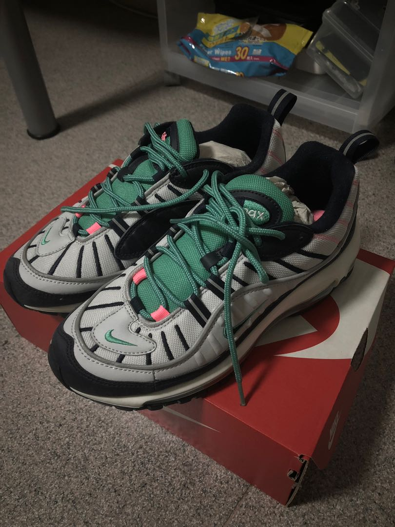 best service a24c6 1006d Nike Air Max 98, Men s Fashion, Footwear, Sneakers on Carousell