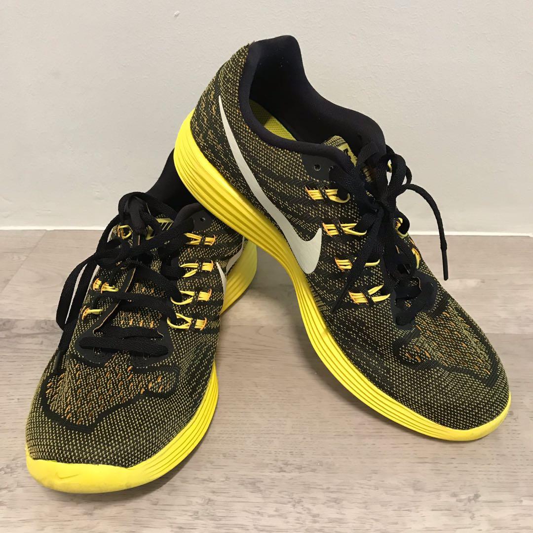 super cute 2c960 adf88 Nike Lunar Tempo 2 - Size US 8.5 - Yellow - Hong Kong ...