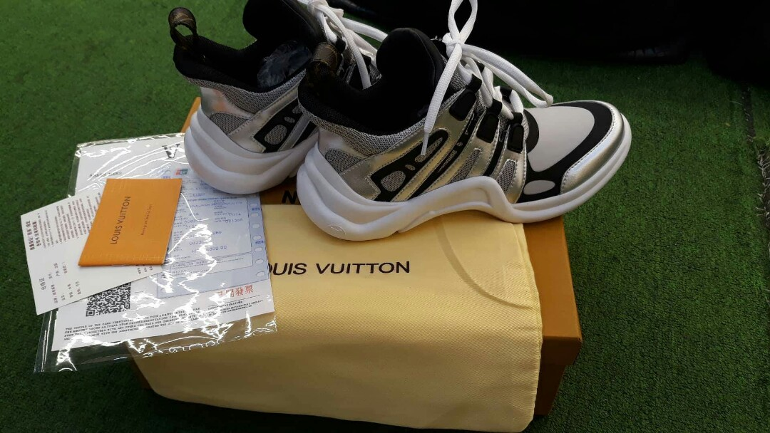 1ddedf338d8c LV Archlight LV Shoes LV Sneakers Louis Vuitton Archlight