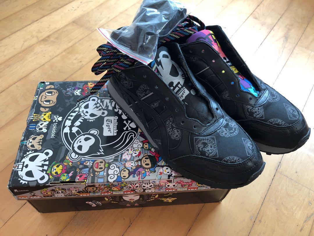 brand new 65662 80b12 Onitsuka Tiger (TokiDoki), Men's Fashion, Footwear, Sneakers ...