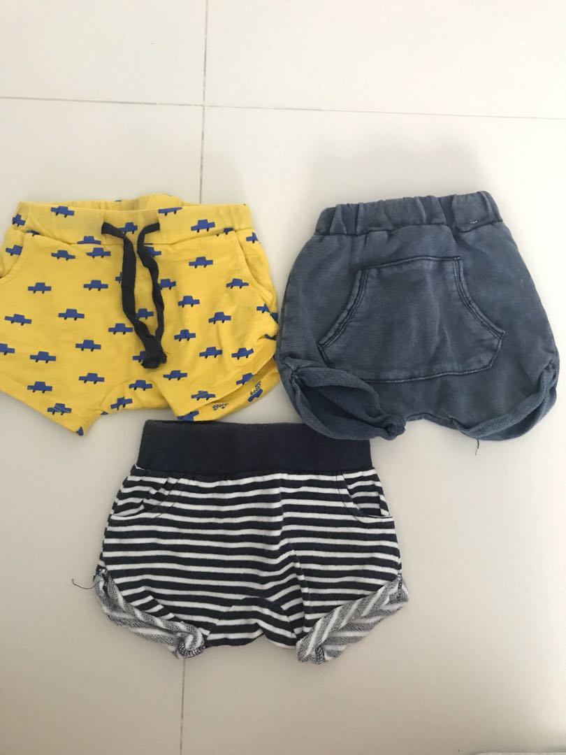 7b092d4aec838 PL SEED HERITAGE & COTTON ON SHORTS, Babies & Kids, Babies Apparel ...