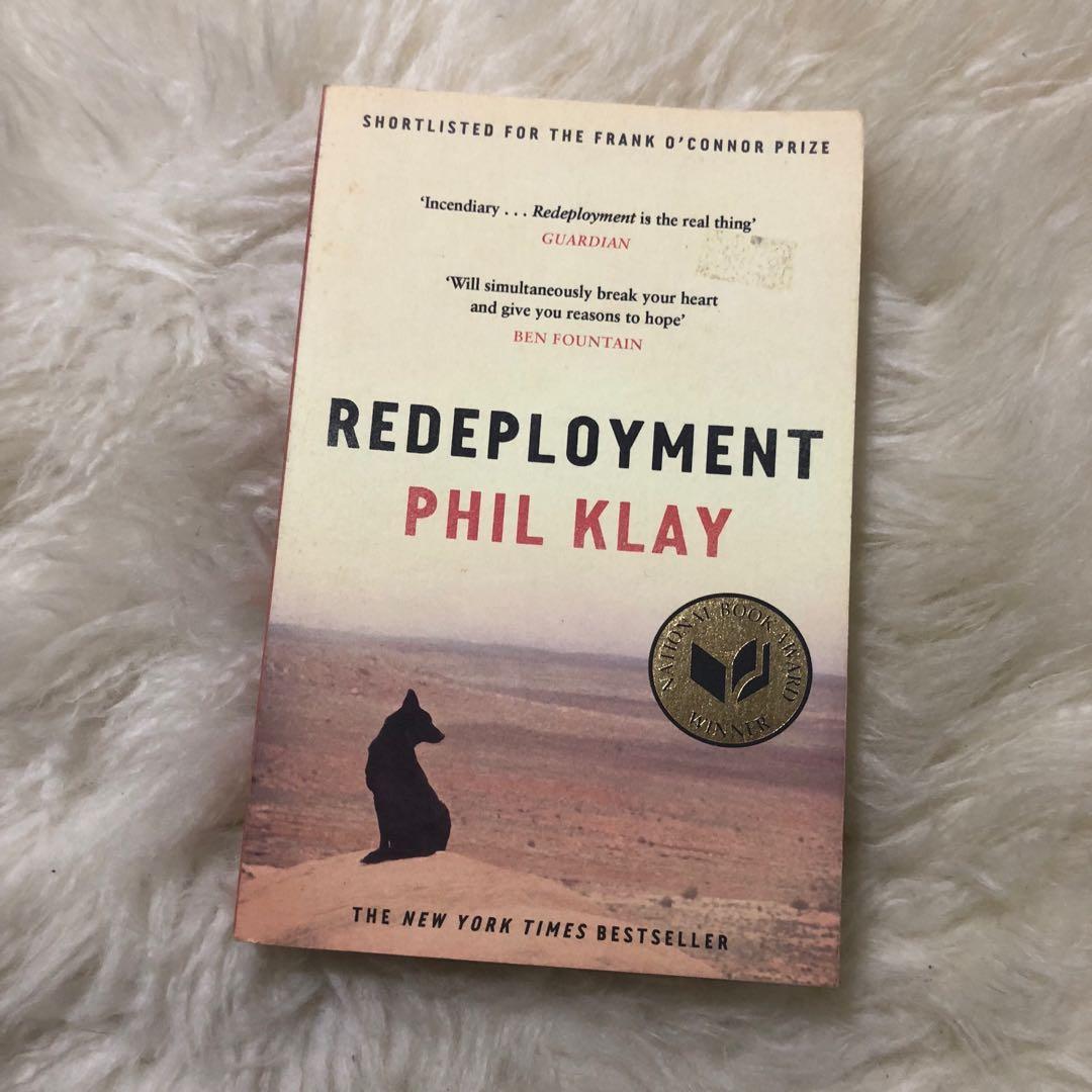 Redeployment - Phil Kay