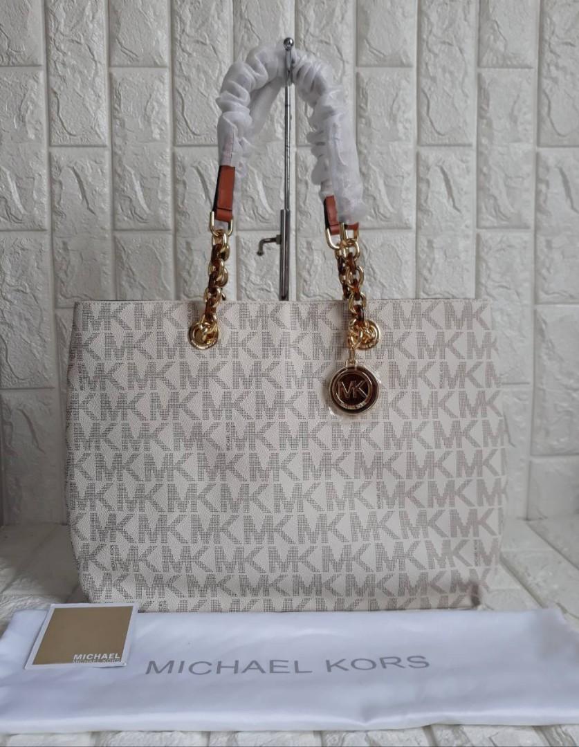1d4bd9f1738a Sale!! Michael kors cynthia large tote bag, Luxury, Bags & Wallets ...