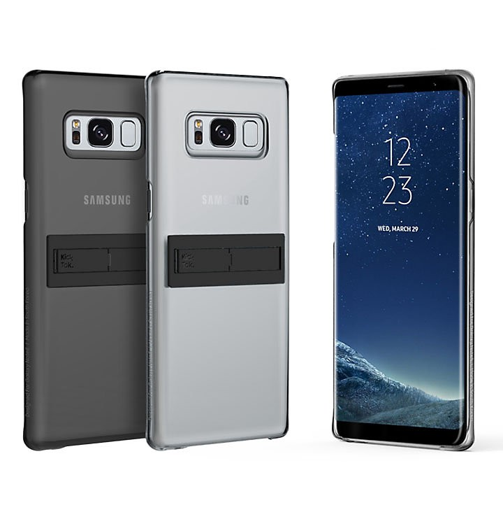Samsung Note8 Anymode Kicktok Cover, Mobile Phones & Tablets, Mobile & Tablet Accessories, Cases & Sleeves on Carousell
