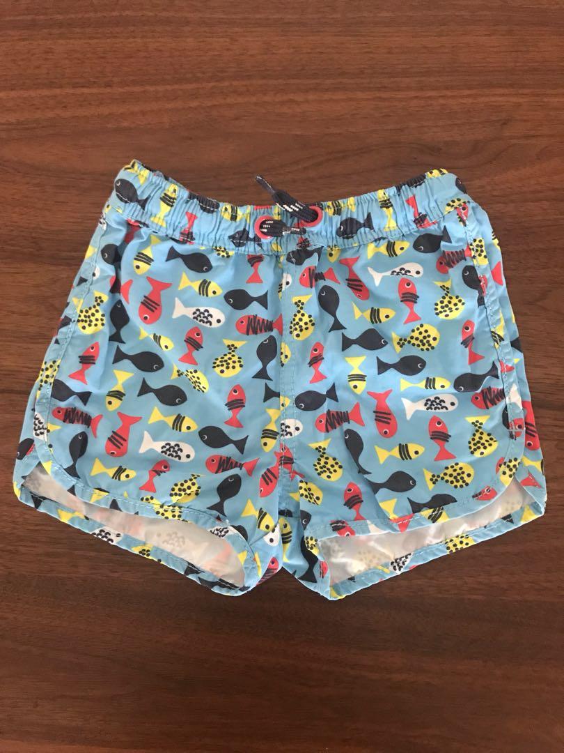 9f3aff3420c67 Seed Heritage Boy Swim shorts, Babies & Kids, Babies Apparel on ...