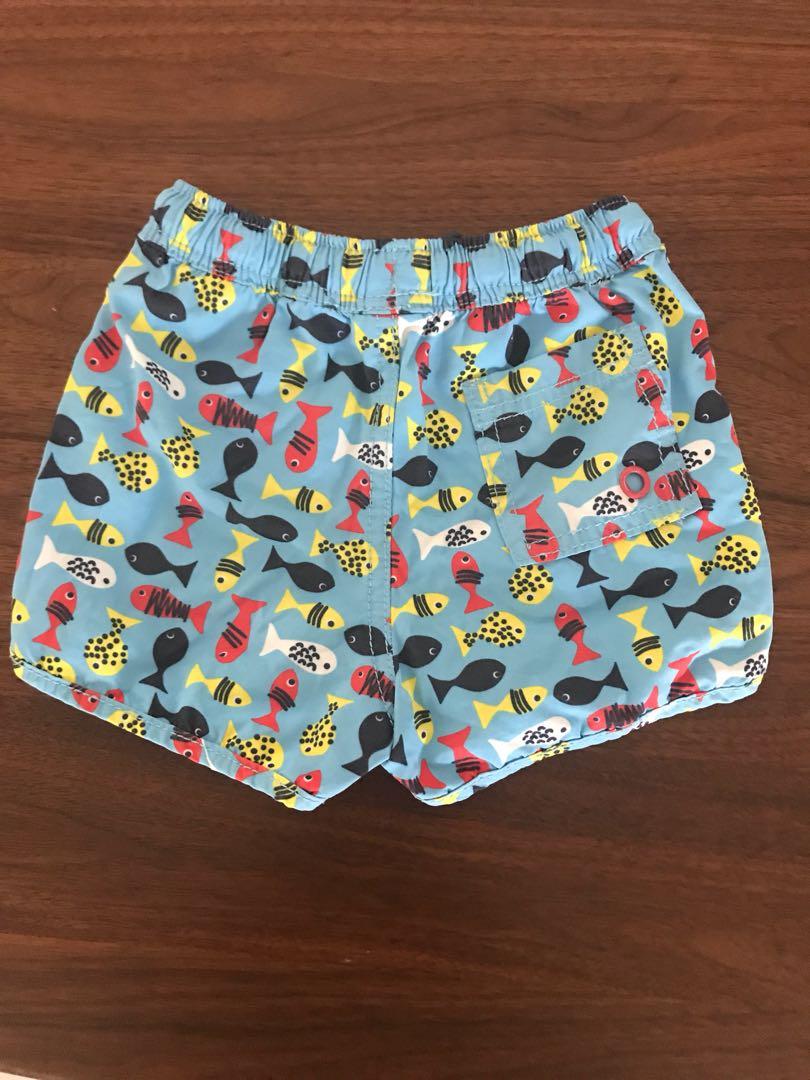 dbd169541d69b Seed Heritage Boy Swim shorts, Babies & Kids, Babies Apparel on Carousell