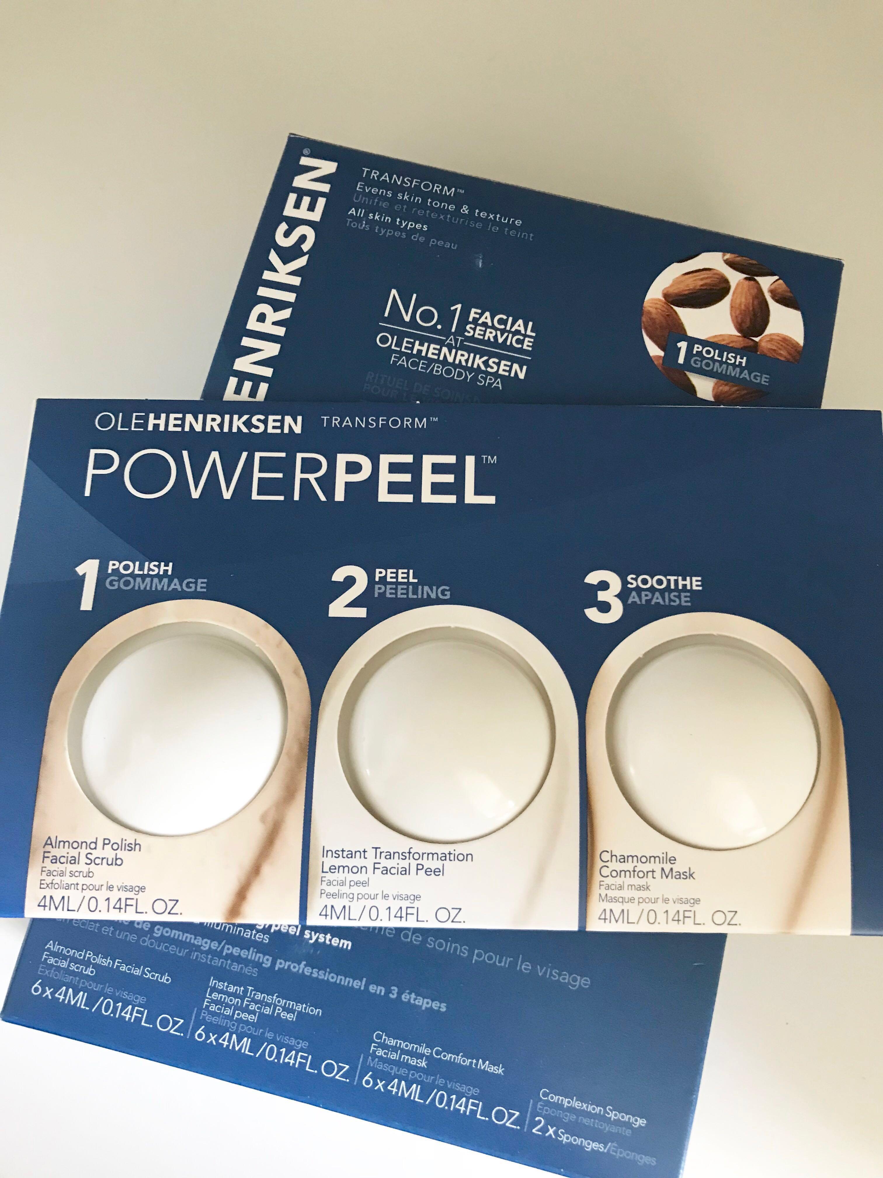 Sephora - Ole Henriksen Power Peel Transforming Facial System